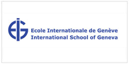 Réference infiniprinting.ch Ecole International de Genève