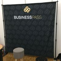 Stand Extensible Tissu Photocall